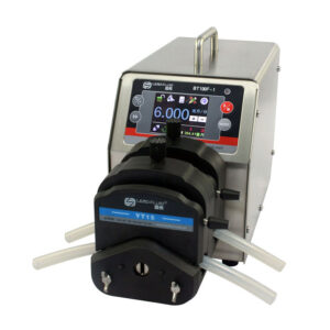 BT100F-1-YT15×2 Volume Filling Dispensing BT100F-1 Peristaltic-Pump