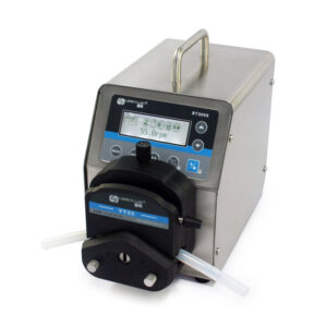 BT300S-YT25 Black BT300S Variable-Speed 1600mL/min Peristaltic-Pump