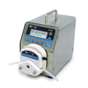 BT600S-YZ15 White BT600S Variable-Speed 2900mL/min Peristaltic-Pump