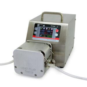 WT300F+DMD25_Volume Filling Dispensing WT300F Peristaltic-Pump